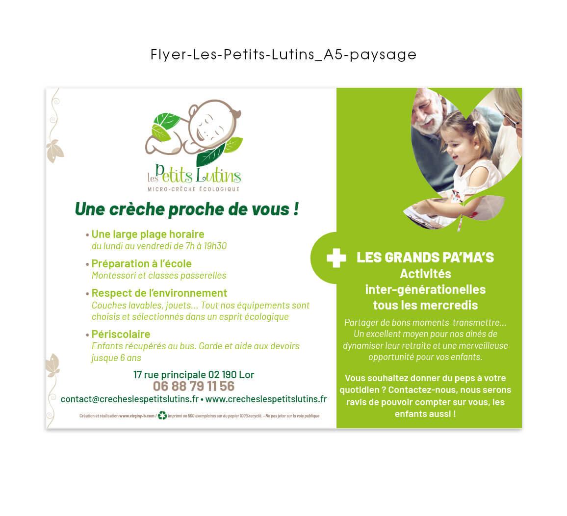 Flyer Les Petits Lutins