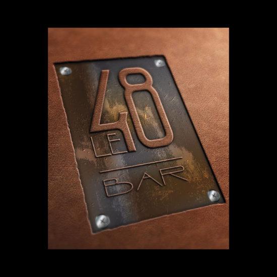 Logo Le 48Bar - La Baule -