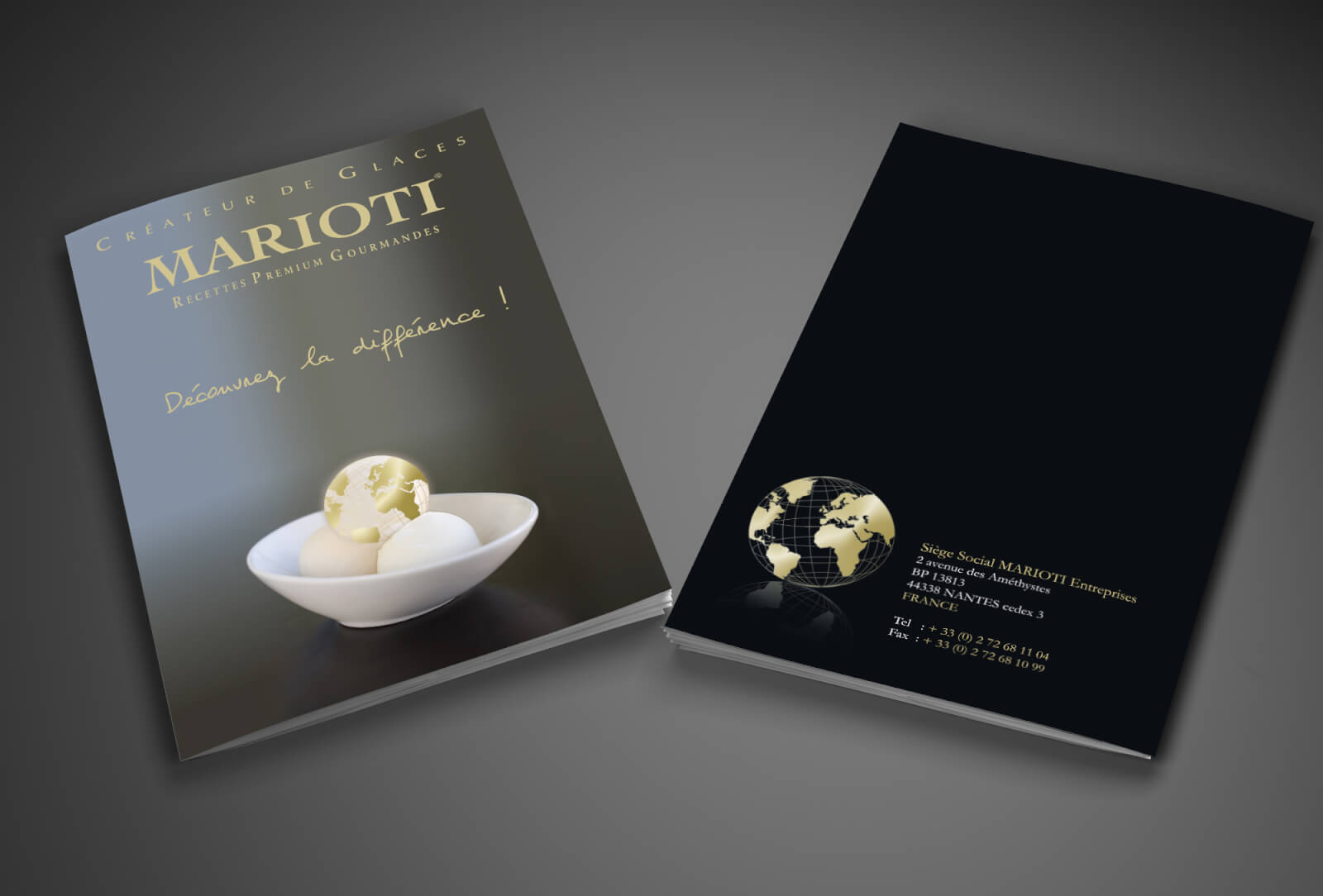 Brochure Marioti