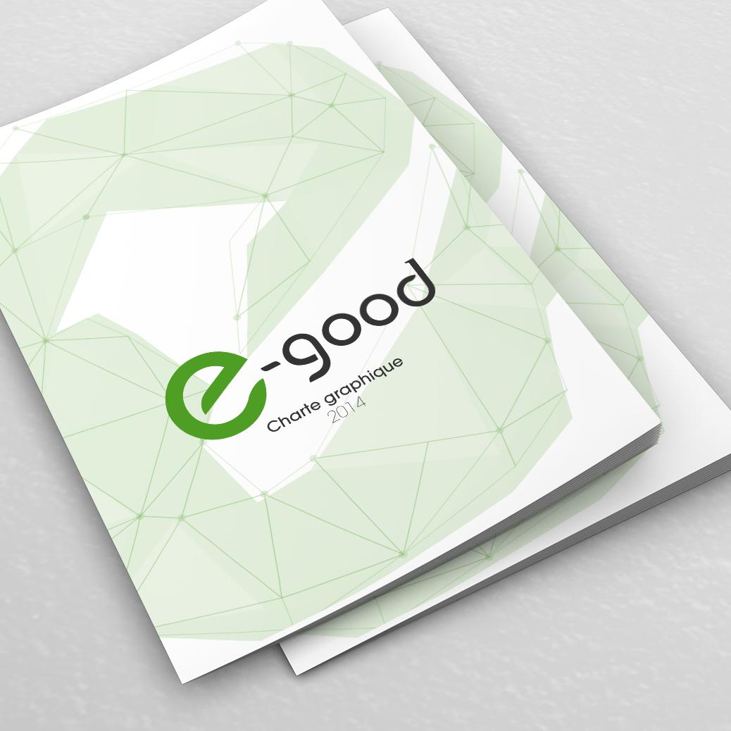 Charte graphique E-Good