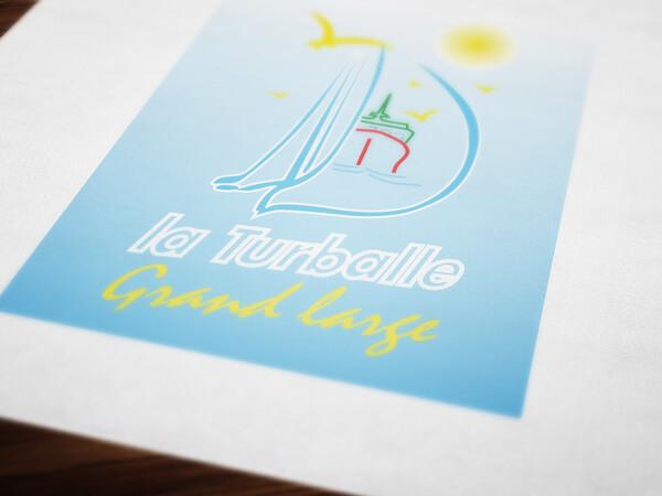créations graphiques pour la Mairie de La Turballe