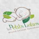 Logo Les Petits Lutins Micro-crèche écologique