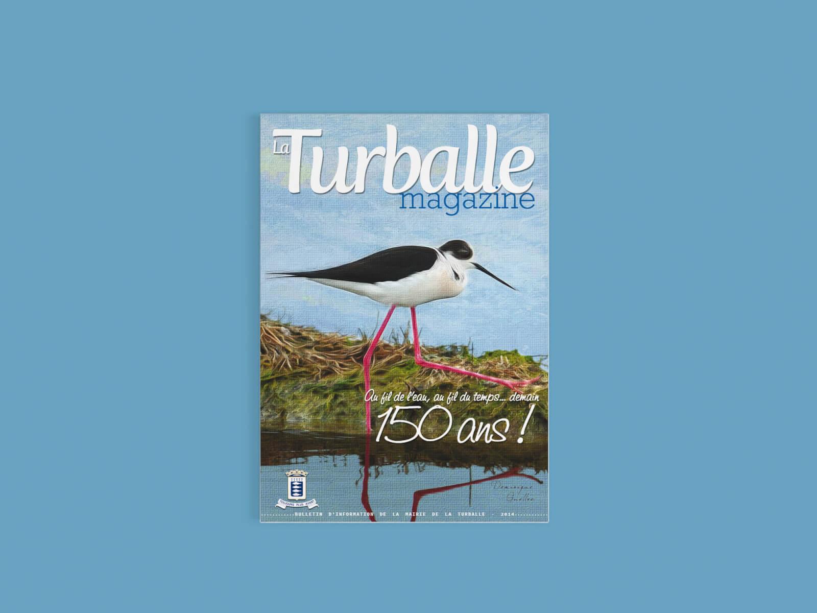 Magazine municipal La Turballe 150 ans
