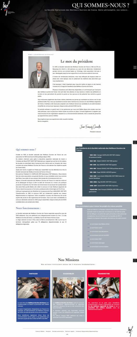 Site MOF - Agence Celuga